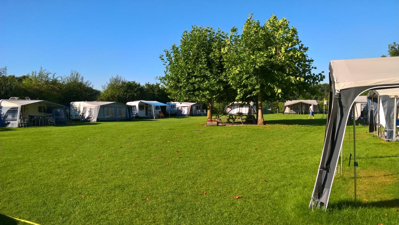 kampeerplaatsen